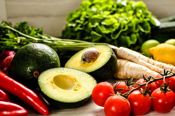 Avocado Raw Fruit